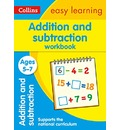 Addition and Subtraction Workbook Ages 5-7
