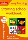 Starting School Workbook Ages 3-5: New Edition