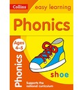 Collins Easy Learning Preschool: Phonics Ages 4-5: Ideal for Home Learning