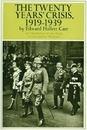 20 Years Crisis 1919-1939