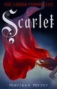 The Lunar Chronicles: Scarlet