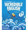 Incredible English 1: Activity Book: Incredible English: 1: Activity Book 1