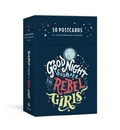 Good Night Stories for Rebel Girls: 50 Postcards