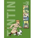 Adventures of Tintin 2 Complete Adventures in 1 Volume: WITH The Black Island AND King Ottokar's Sceptre