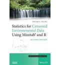 Statistics for Censored Environmental Data Using Minitab and R