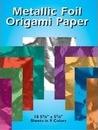 Metallic Foil Origami Paper