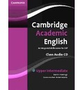 Cambridge Academic English B2 Upper Intermediate Class Audio CD