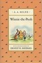 Milne & Shepard : Winnie-the-Pooh (Hbk)
