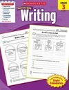 Scholastic Success with Writing, Grade 3