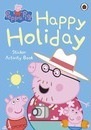 Peppa Pig: Happy Holiday Sticker Activity Book