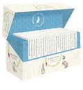 The World of Peter Rabbit - The Complete Collection of Original Tales 1-23 White Jackets
