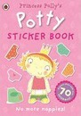 Princess Polly's Potty sticker activity book