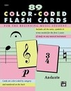 Complete Color Coded Flash Cards