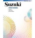 Suzuki Violin School: v.1
