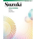 Suzuki Cello School, Vol 4