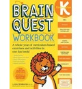 Brainquest Kindergarten Workbook Ages 5-6