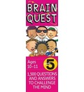 Brain Quest Grade 5, Revised 4th Edition