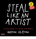 Steal Like an Artist Wall Calendar 2017