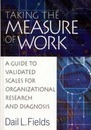 Taking the Measure of Work