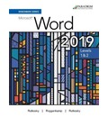 Benchmark Series: Microsoft Word 2019 Levels 1&2