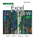 Benchmark Series: Microsoft Excel 2019 LevelS 1 & 2