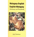 Malagasy-English / English-Malagasy Dictionary & Phrasebook