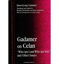 Gadamer on Celan