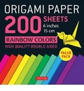 Origami Paper 200 Sheets