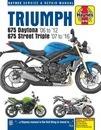 Triumph 675 Daytona (06 - 12) & Street Triple (07 - 16)