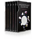 Modernist Cuisine 1-5 and Kitchen Manual