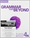 Grammar and Beyond: Grammar and Beyond Level 4 Student's Book A and Workbook Pack