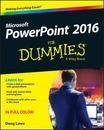 PowerPoint 2016 For Dummies