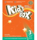 Kid's Box Level 3 Activity Book with Online Resources British English