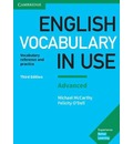 English Vocabulary in Use: Advanced Book with Answers