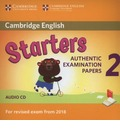Cambridge English Young Learners 2 for Revised Exam from 2018 Starters Audio CD