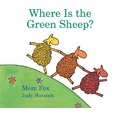 Where Is the Green Sheep? (Padded Board Book)