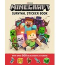 Minecraft Survival Sticker Book