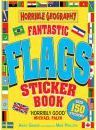 Horrible Geography: Fantastic Flags Sticker Book