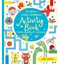 The Usborne Little Children's Activity Book