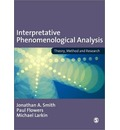 Interpretative Phenomenological Analysis