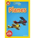 National Geographic Kids Readers: Planes