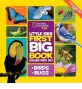 Little Kids First Big Book Collector's Set Birds And Bugs