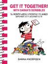 Sarah's Scribbles 16-Month Weekly/Monthly Planner