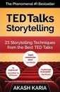 Ted Talks Storytelling