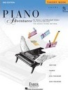 Piano Adventures - Theory Book - Level 2A