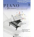 Piano Adventures All-in-Two Level 2a Lesson/Theory