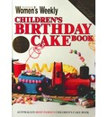Children's Birthday Cake Book - Vintage Edition