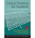 Critical Thinking for Students 4th Edition