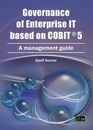 Governance of Enterprise IT Based on COBIT 5