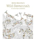 Millie Marotta's Wild Savannah Postcard Box